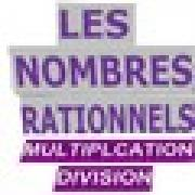 Exercices corrigés les nombres rationnels multiplication et division maths 3éme