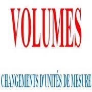 Exercices corrigés de maths 5éme - Volumes convertir d'unités de mesure