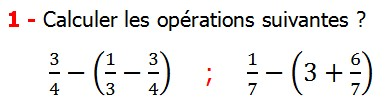 Exercices corriges cours les nombres rationnels la somme et la différence maths 4éme calcul la somme et la différence de deux nombres rationnels calcul plusieurs nombres rationnels calcul la somme et la différence des nombres fractionnaire calcul la somme et la différence des nombres relatifs en écriture décimaux réduire le dénominateur des nombres rationnels Calculer les opérations suivantes