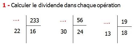Exercices appliques et exercices corriges de Mathématique 6ème Collège -  Divisibilité et division euclidienne